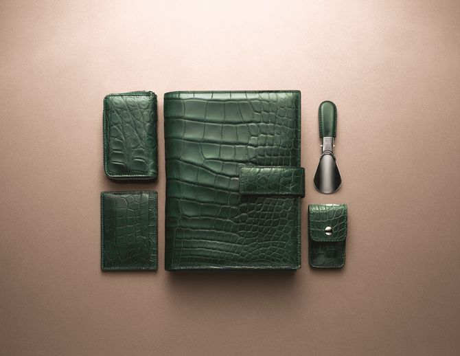 Set pelletteria Gucci