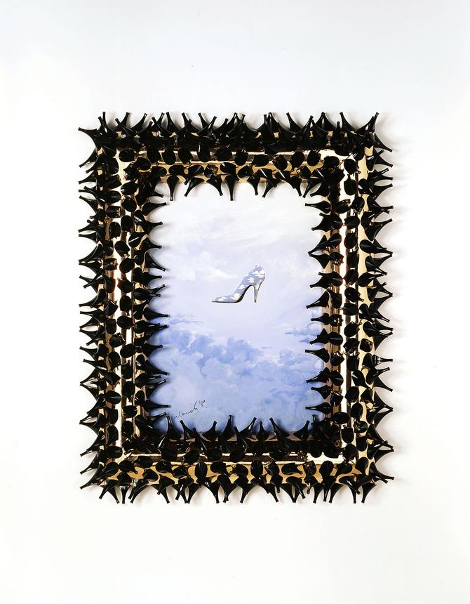 Il cielo in una scarpa - Franco Moschino