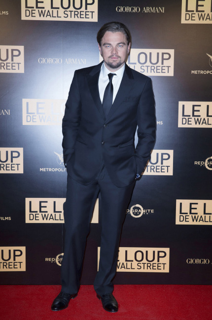Leonardo DiCaprio, l'elegante rubacuori