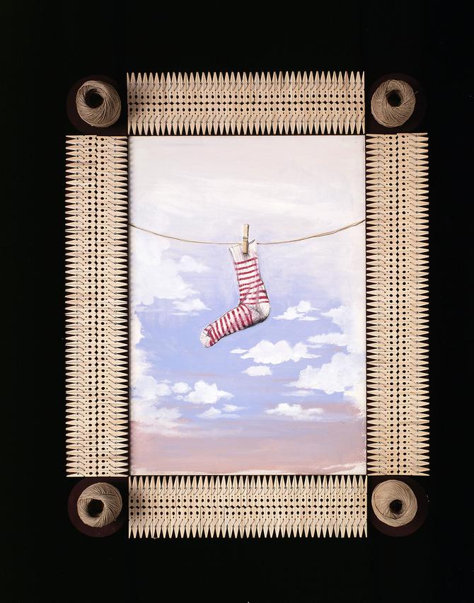 Mezza calza - Franco Moschino