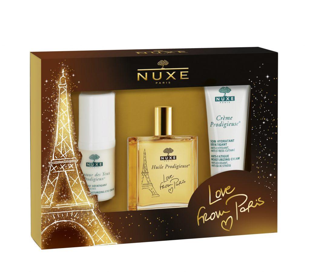 Cofanetto Natale Nuxe Paris