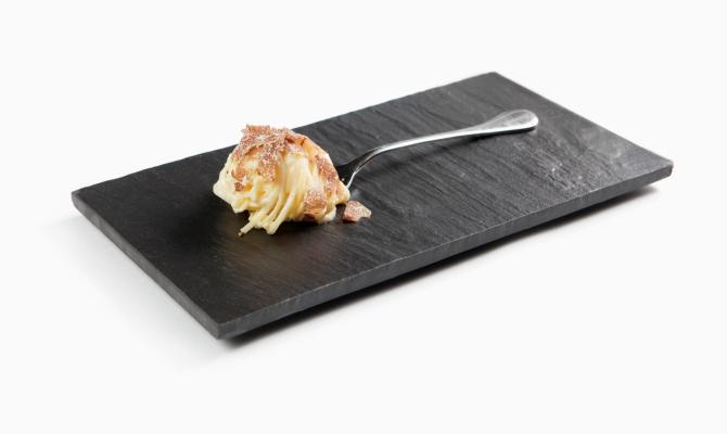 Tagliolini al Tartufo, forchetta, spaghetti