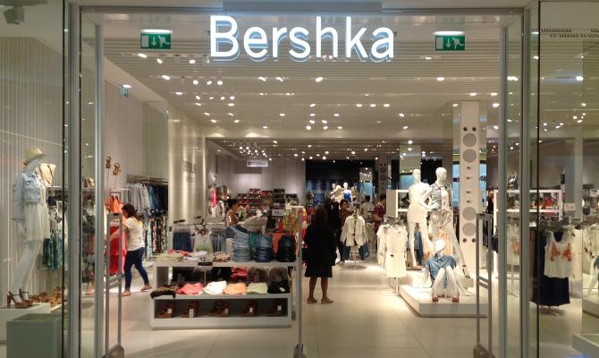 Bershka punti vendita italia