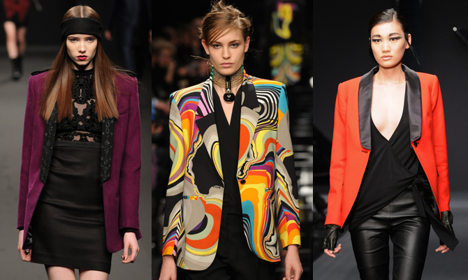 Formali, maschili o rock: i blazer di stagione