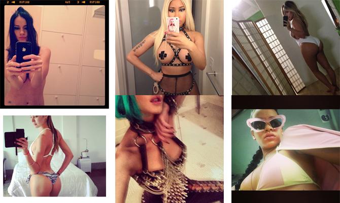 Selfie: la seduzione ai tempi di Instagram