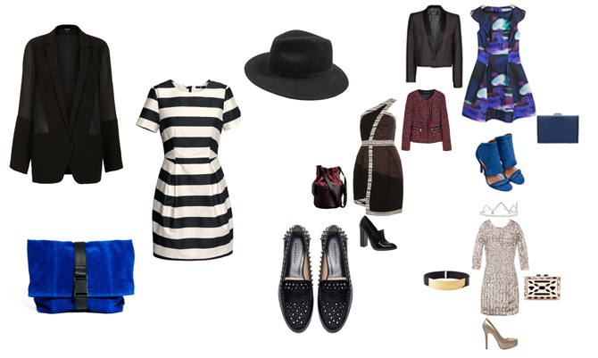 Fast-fashion: sei look per le feste