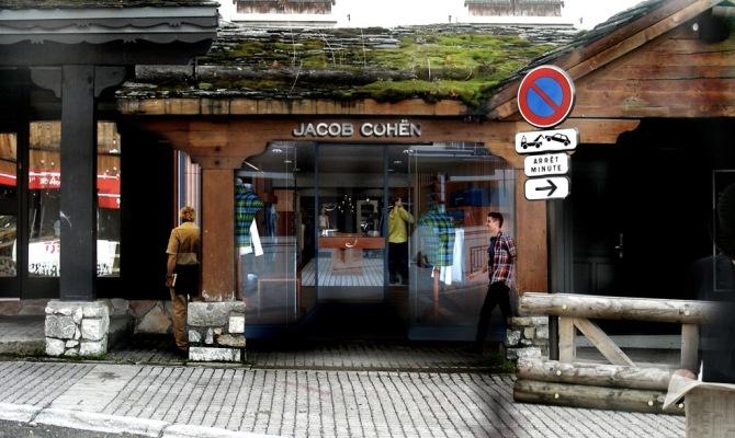 Boutique Jacob CohËn