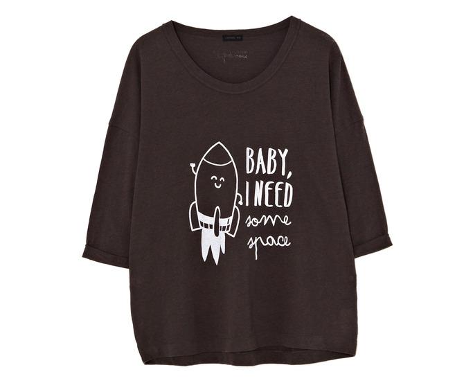 t-Shirt Mr. Wonderful by Oysho