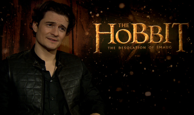 Videointervista: Orlando Bloom torna giovane per Lo Hobbit