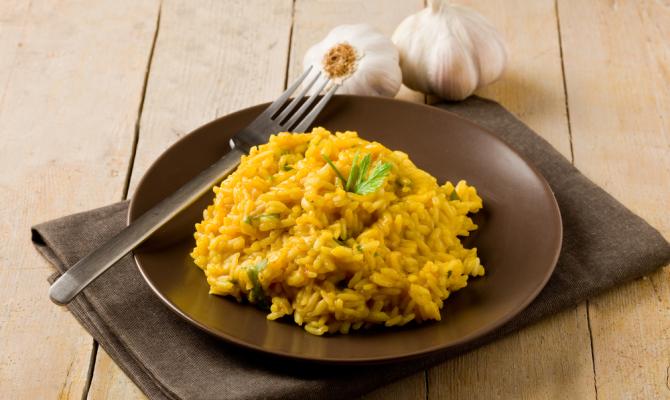 zafferano, zafferano in cucina, zafferano ricette, zafferano caratteristiche, zafferano risotto,