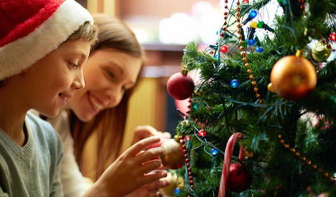 albero di natale, natale, addobbi natalizi