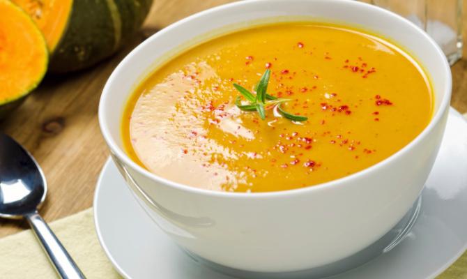 Coccole d'inverno: le zuppe calde