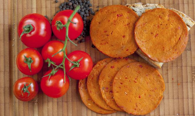 Vegano e gourmet, il pranzo con il seitan