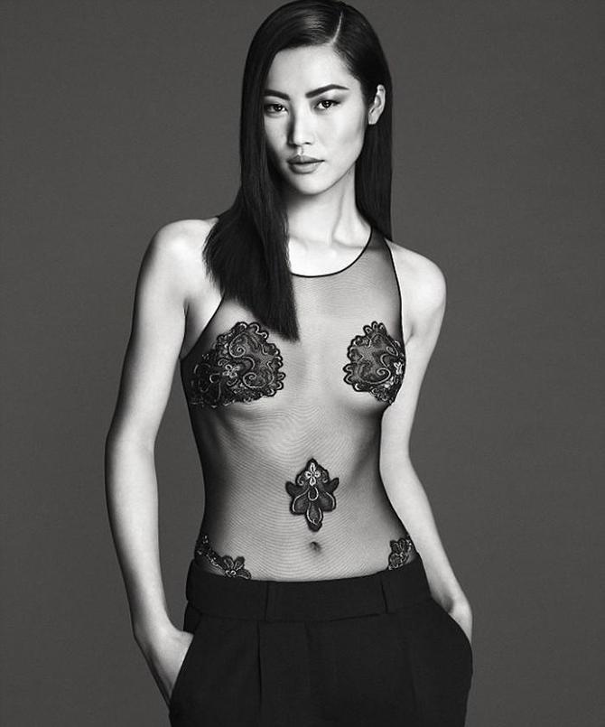 Liu Wen per La Perla