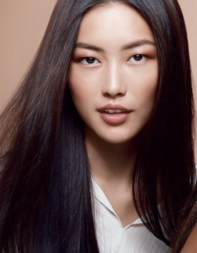 Liu Wen per Esteè Lauder