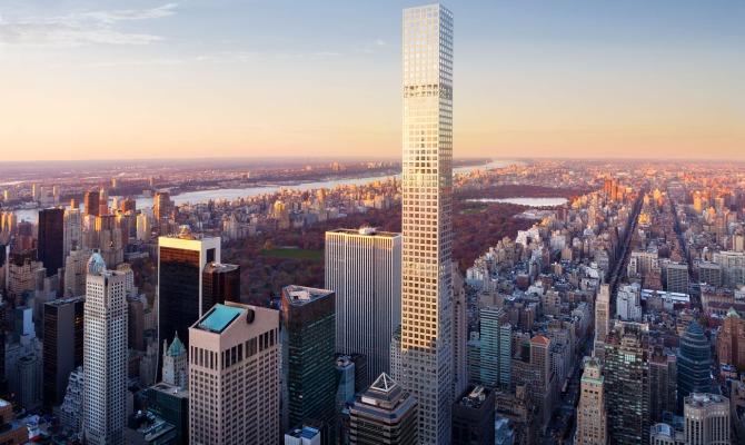 432 Park Avenue, il nuovo grattacielo di New York