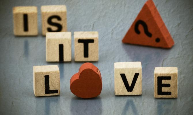 L'amore? Un viaggiatore alla ricerca di un diverso vocabolario affettivo