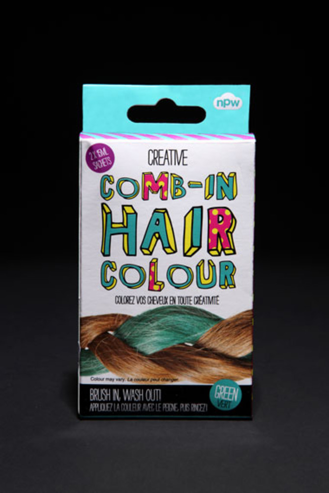 Hair-chalk by Creative