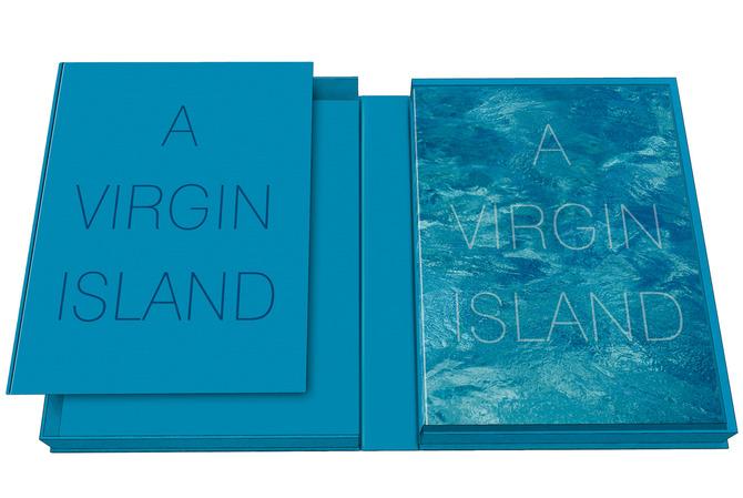 Copertina  A Virgin Island Collector´s Edition XXL
