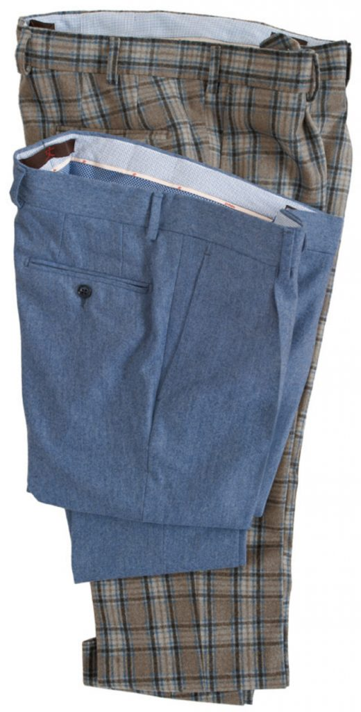 Pantaloni Luigi Bianchi Mantova