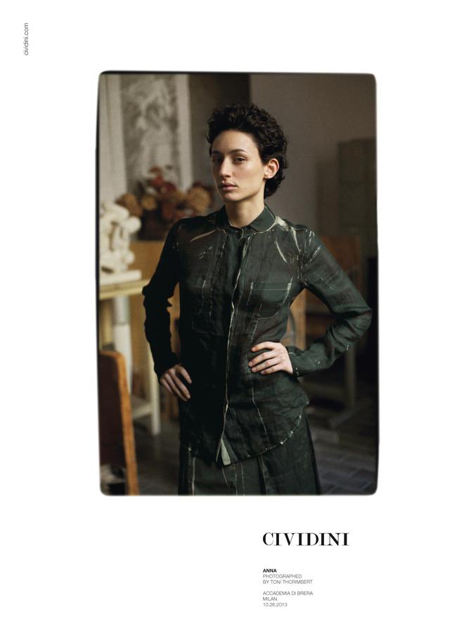 Campagna SS14 Cividini