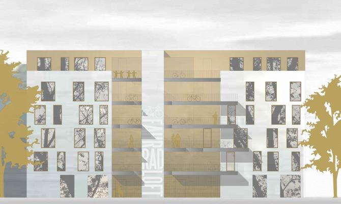 Progetto palazzo Berlino