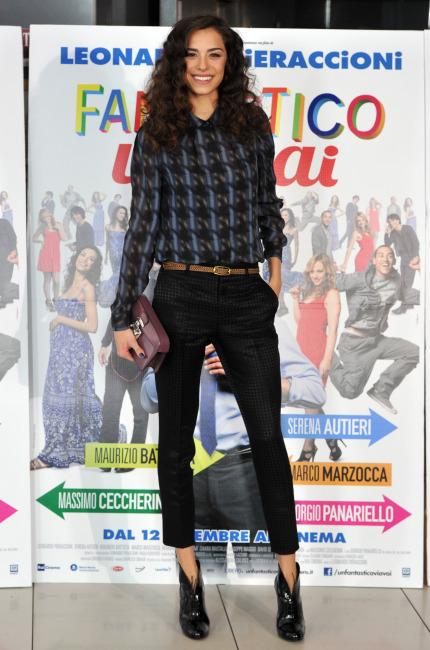 Marianna Di Martino in Gucci