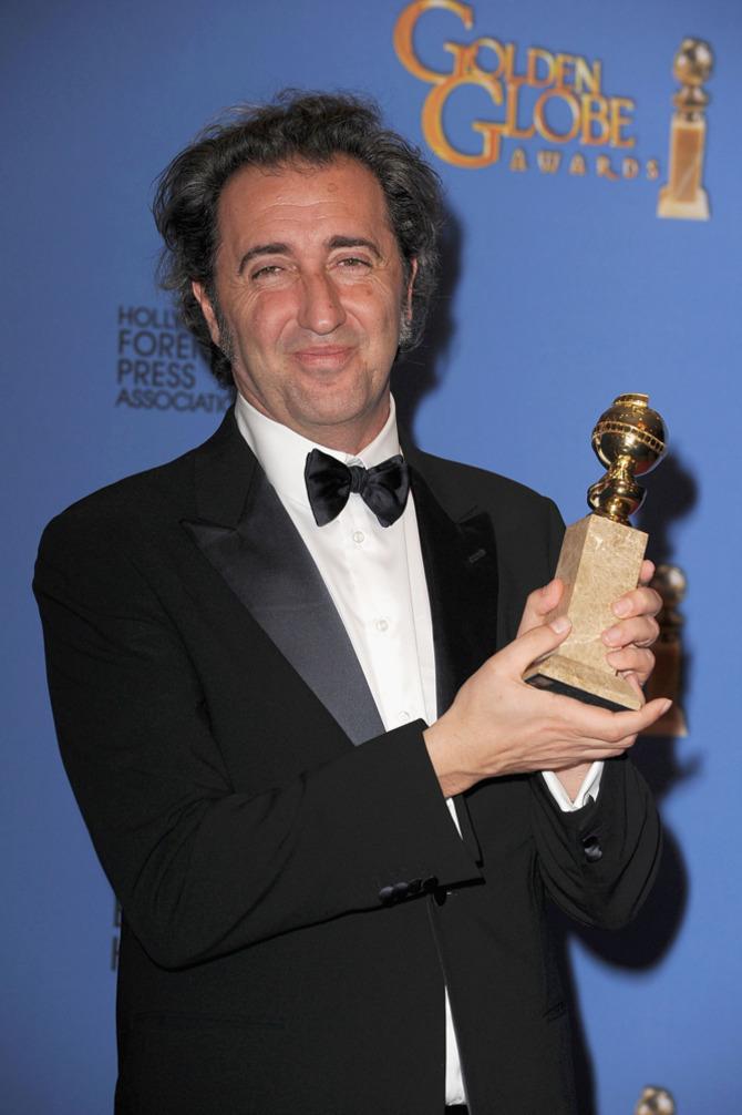 Paolo Sorrentino ai Golden Globes