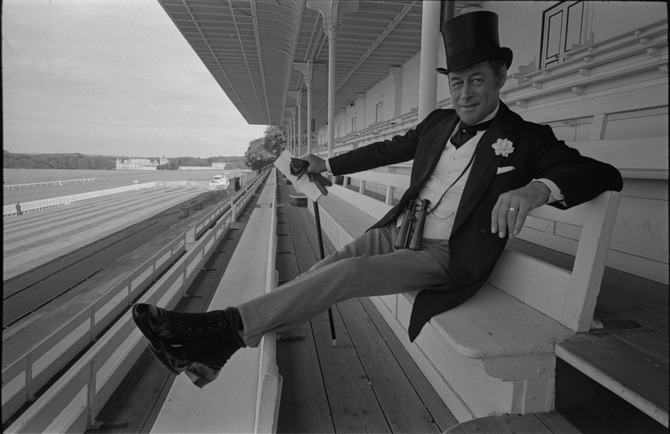 Rex Harrison by Terry O'Neill