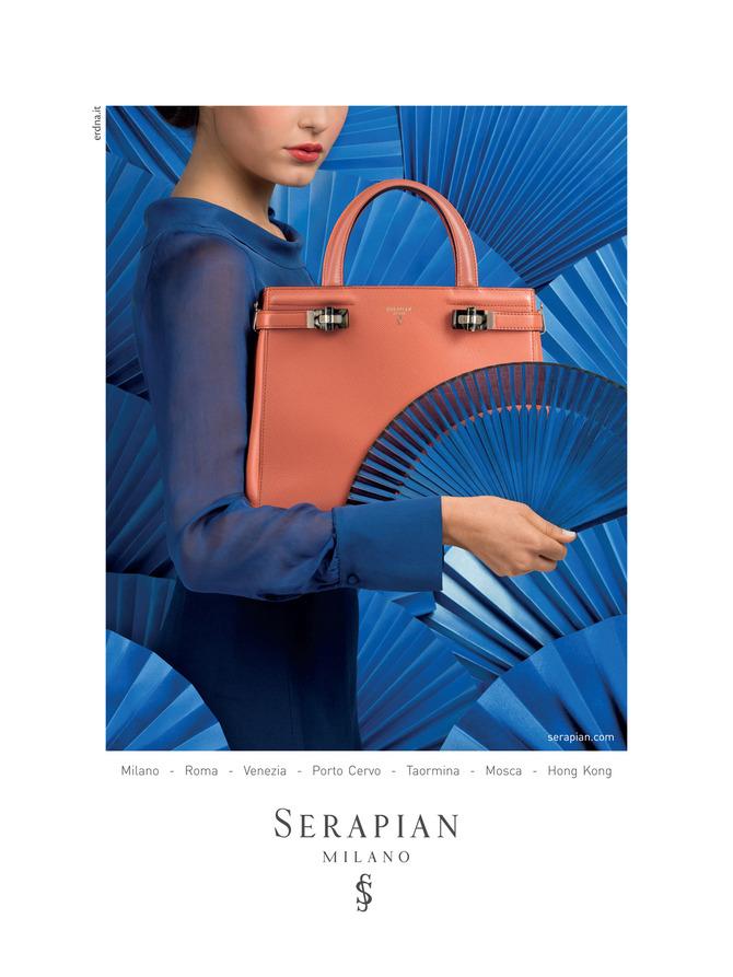 Campagna SS14 Serapian
