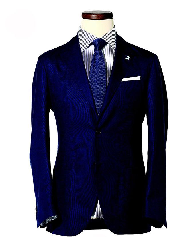 Giacca, camicia e cravatta Tombolini