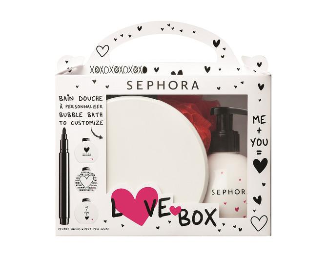 Love Box Cotton Flower Scent di Sephora