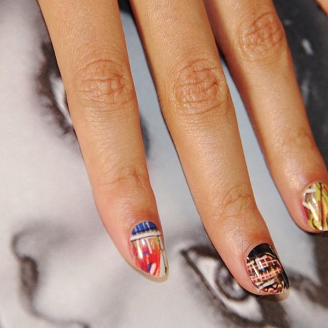 Nail art Beyoncè