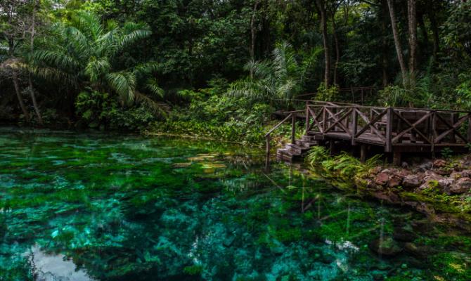 Bonito, il cuore dell'ecoturismo brasiliano