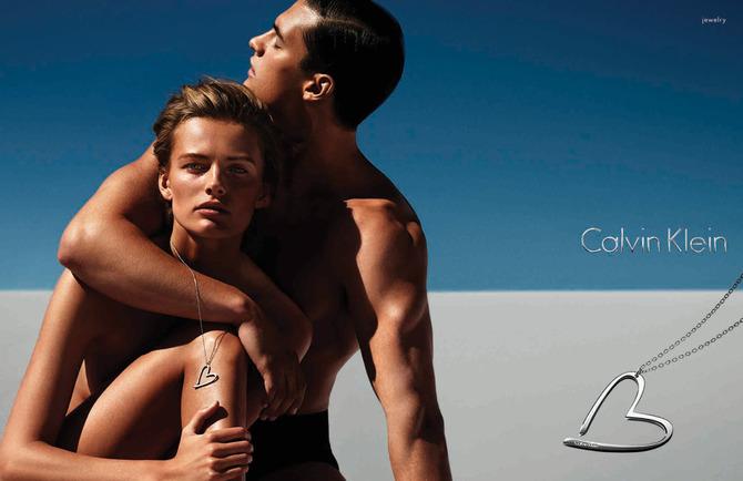 Campagna SS14 Calvin Klein
