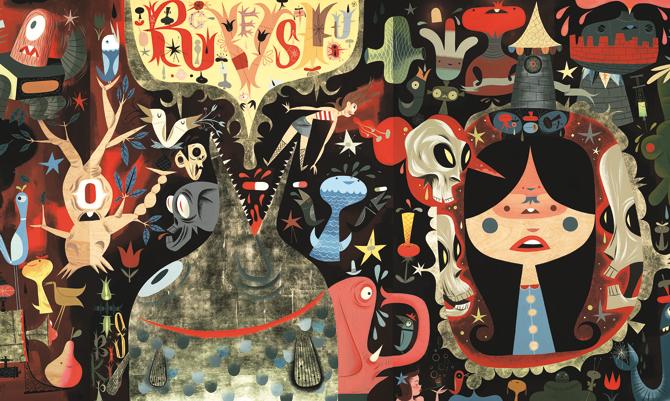 100 Illustrators: il mondo in immagini