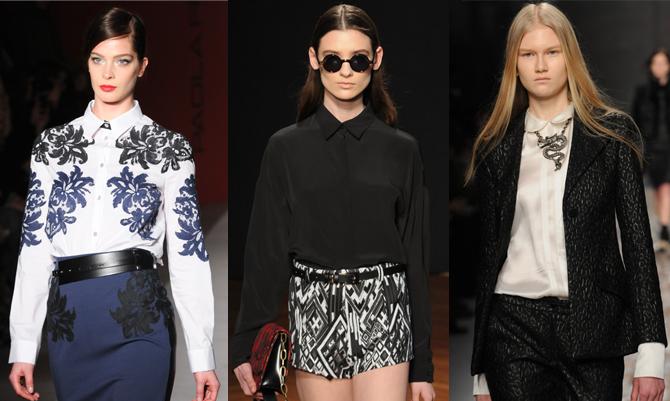 Camicie e bluse: classico e contemporaneo