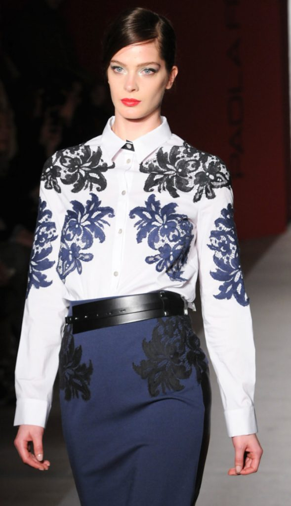 Camicia Paola Frani