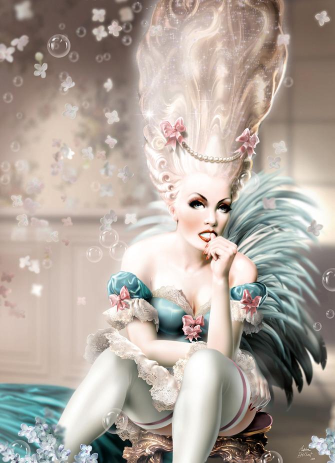 Marie-Antoinette, 2010