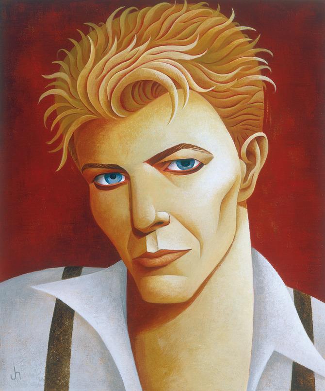 David Bowie, 2004