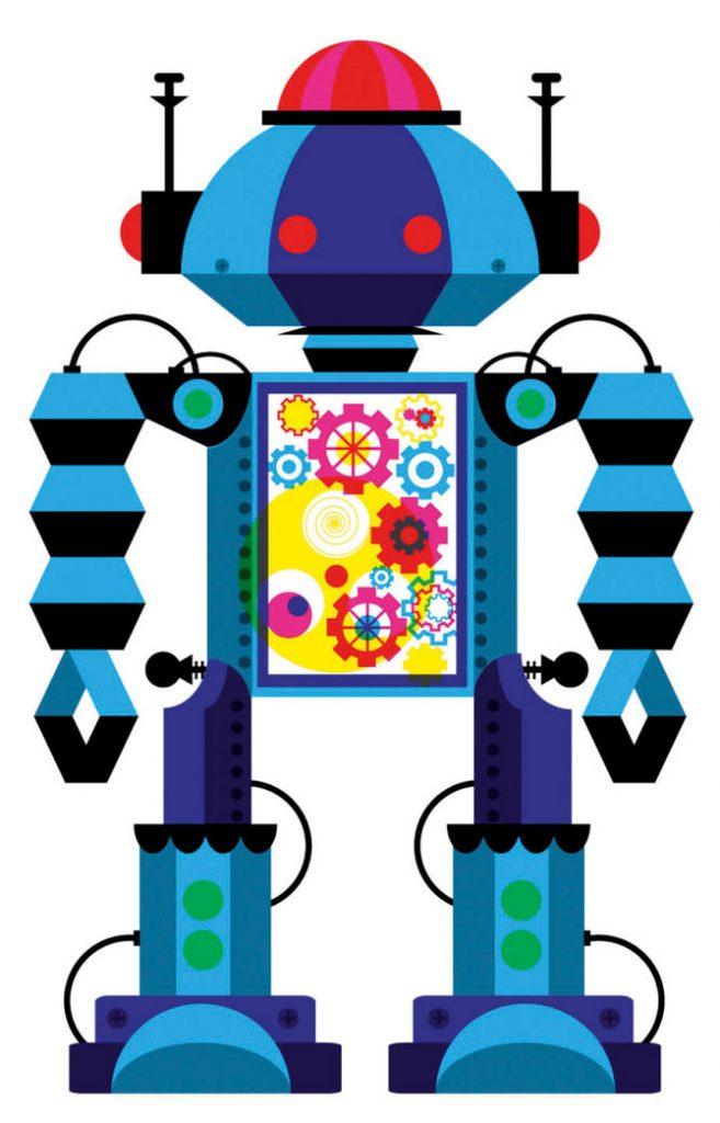 Robot 1, 2011