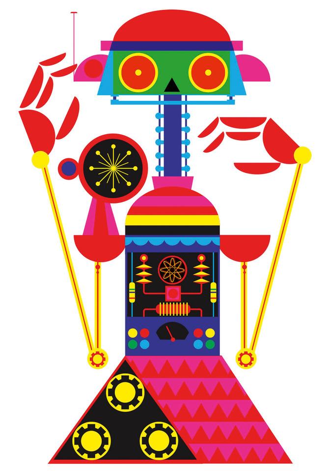 Robot 3, 2011