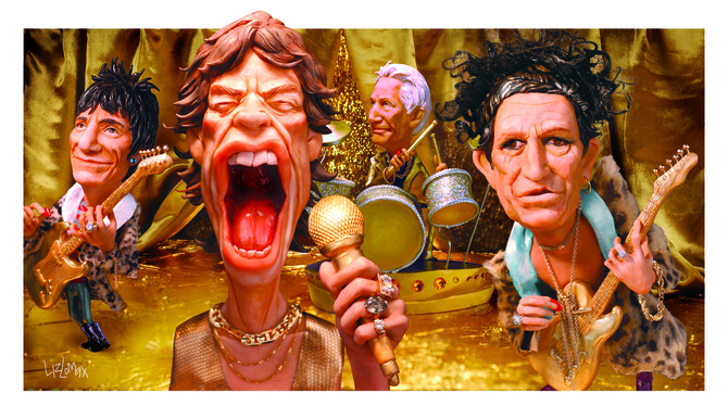 The Rolling Stones, 2004