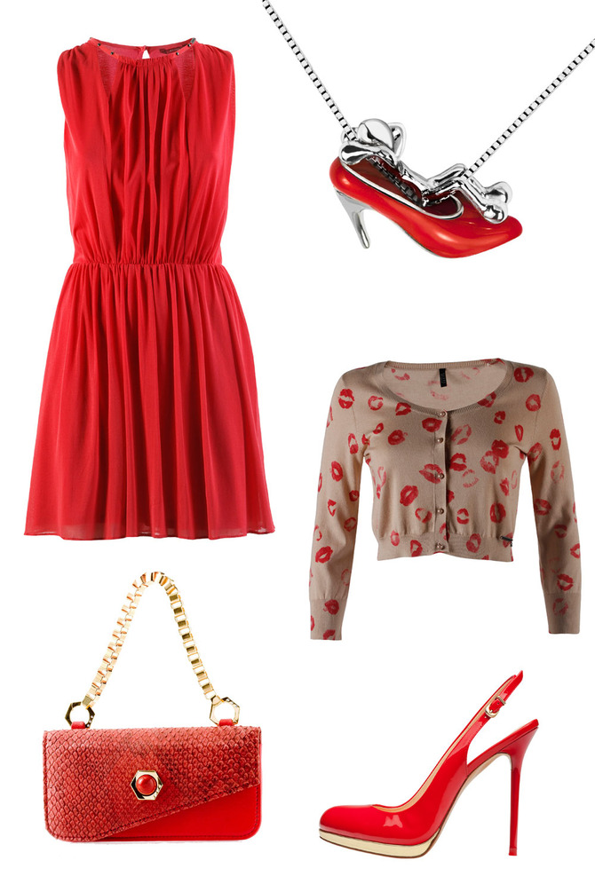 Look Red Passion