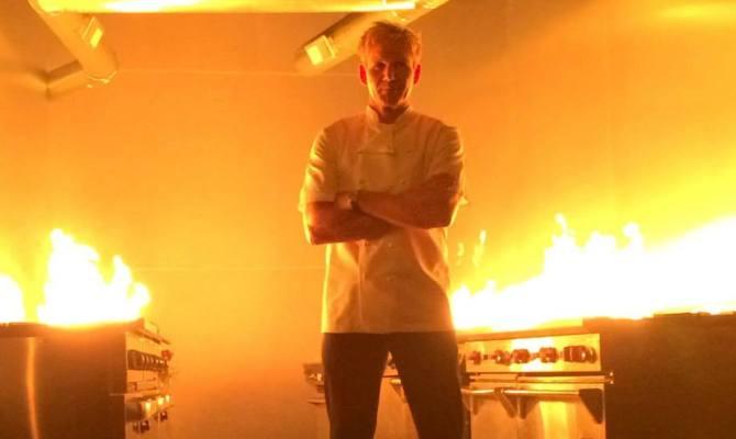 Stay… what? Le regole d'oro dello chef Ramsay
