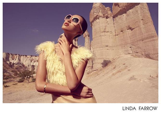 Tian Yi per Linda Farrow