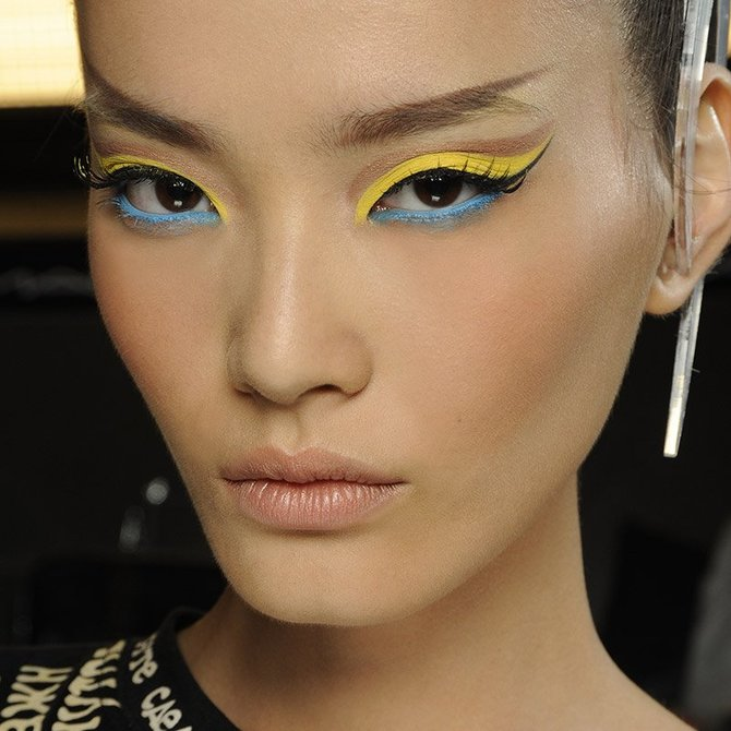 Make up The Blonds