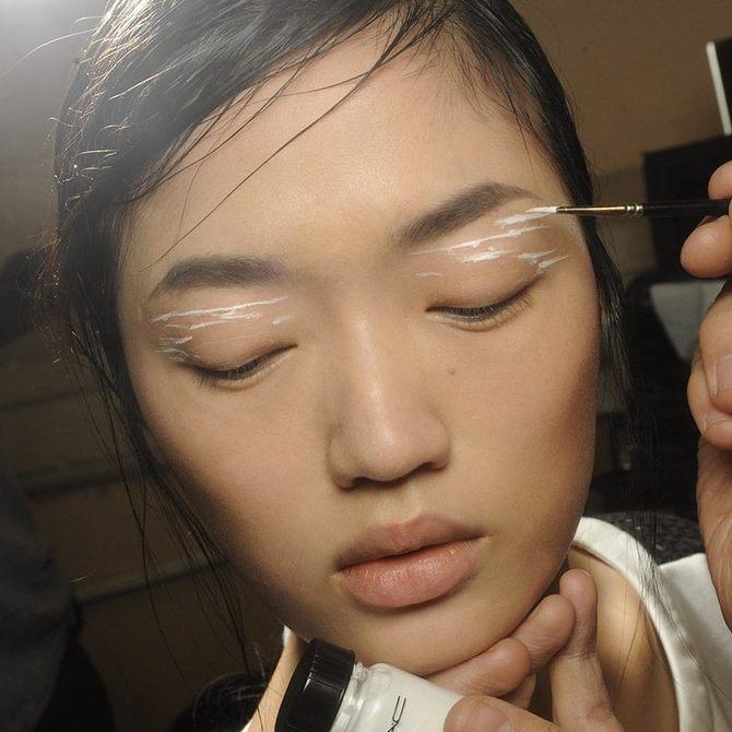 Make up occhi Masha Ma