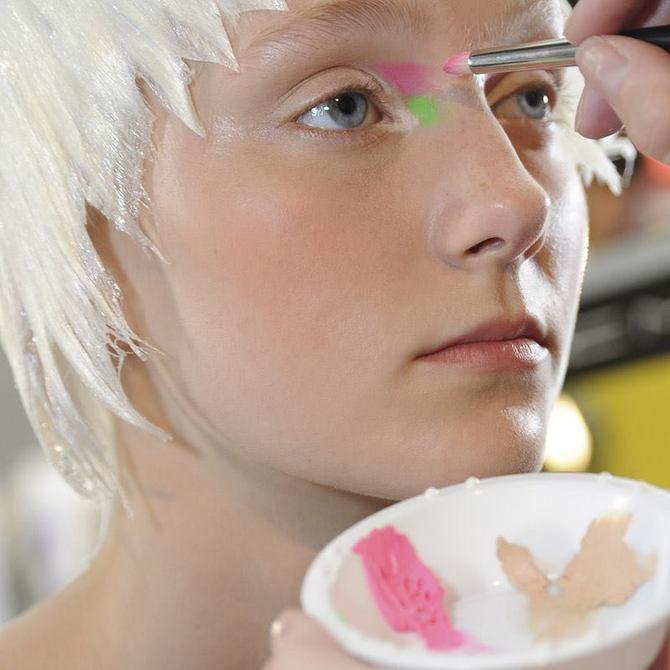 Make up occhi Manish Arora