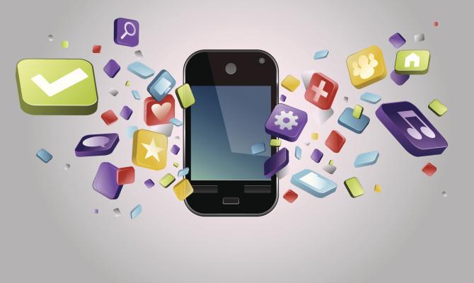 Applicazioni scaricabili da smartphone e apparecchi anodroid